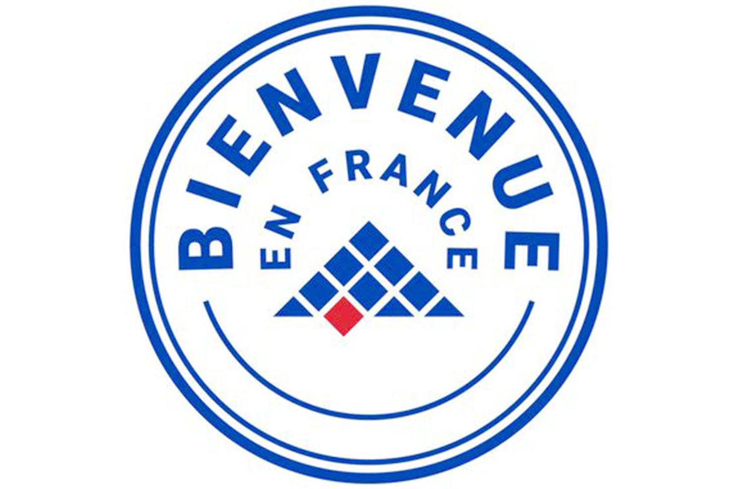 Logo Bienvenue en France