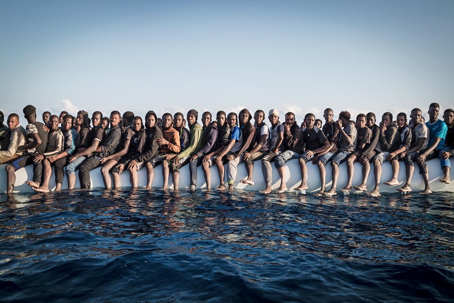 SOS Méditerranée - Anthony Jean